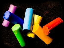 Photo : Pastels