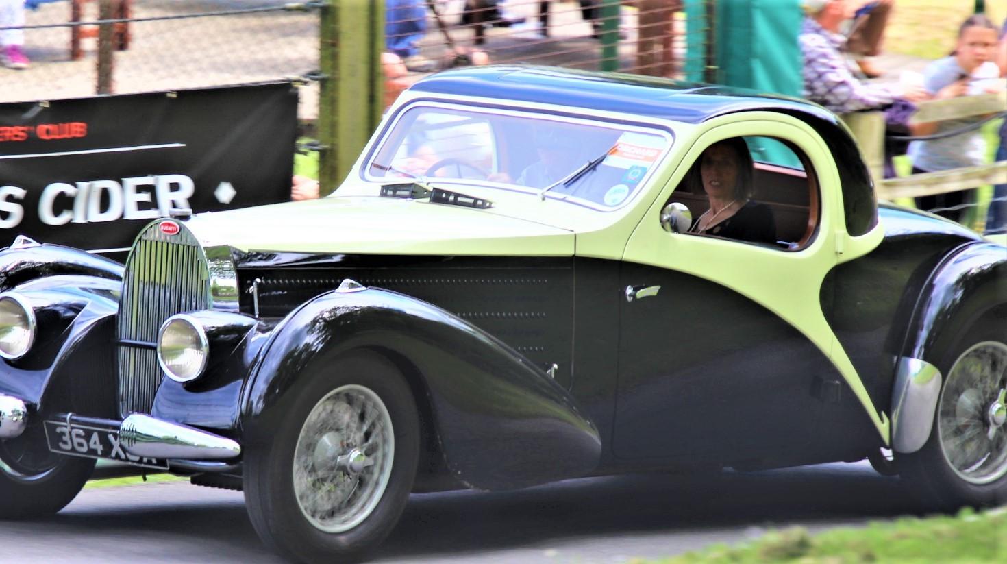 Bugatti Type Atlantic