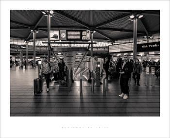 Schiphol at 10:37