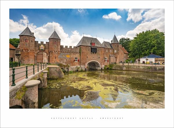 Koppelpoort Castle - Amersfoort by parallax