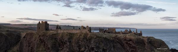 Dunnottar Castle by ww2spitfire