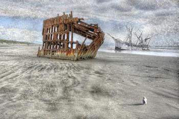 Shipwreck 1906-2019