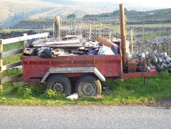 A Load of Rubbish.