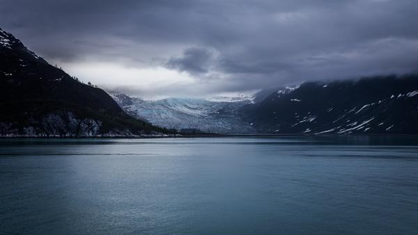 Reid Glacier by Yogendra