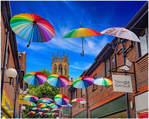 Coppergate, York by mac