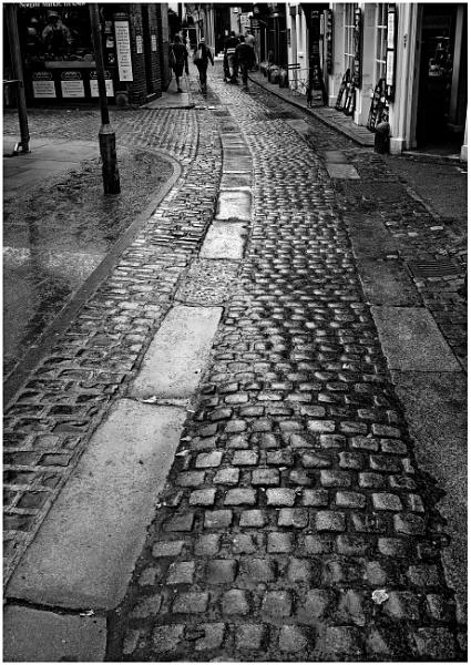 Cobble Street, York: by mac
