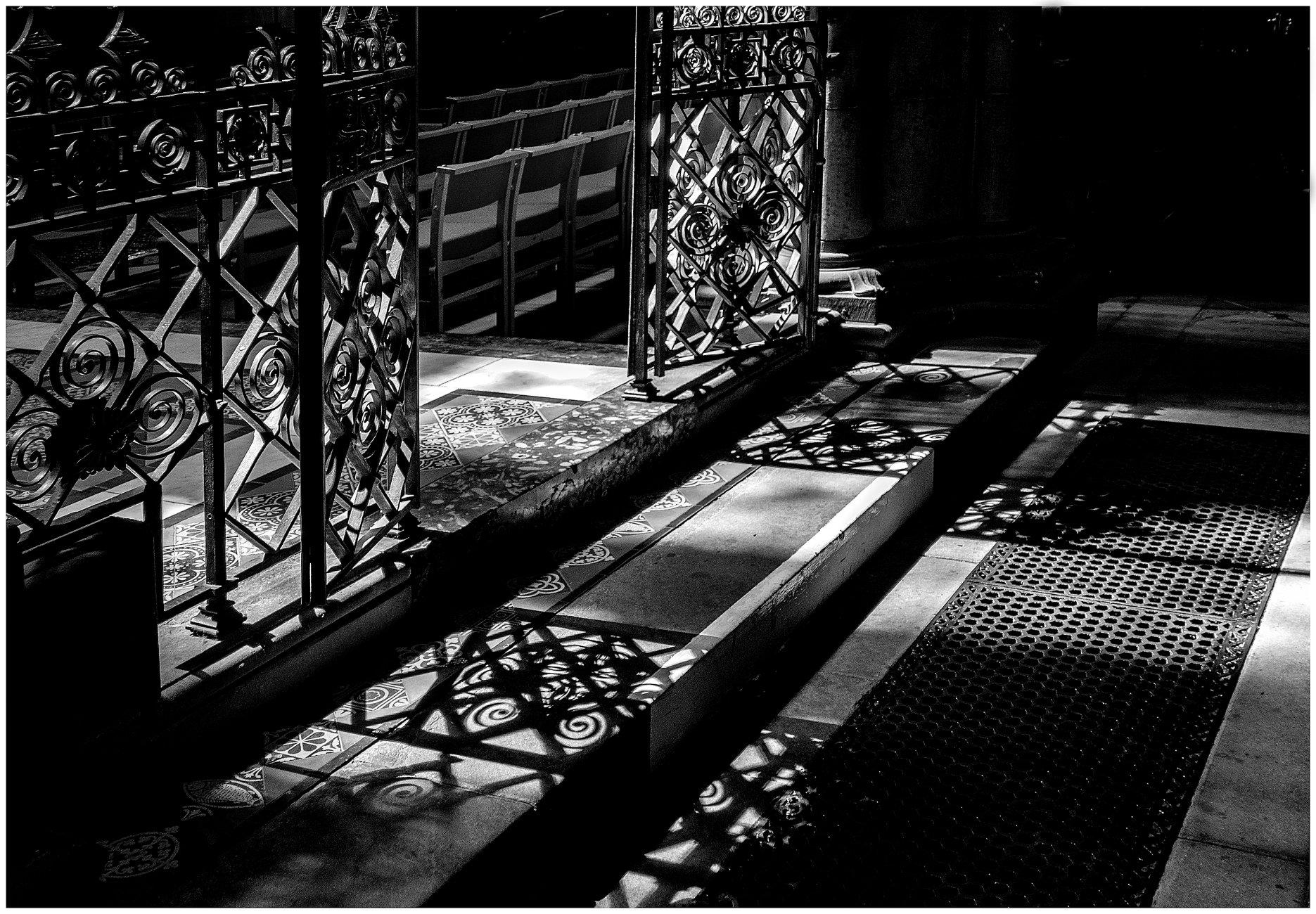 Church Shadows