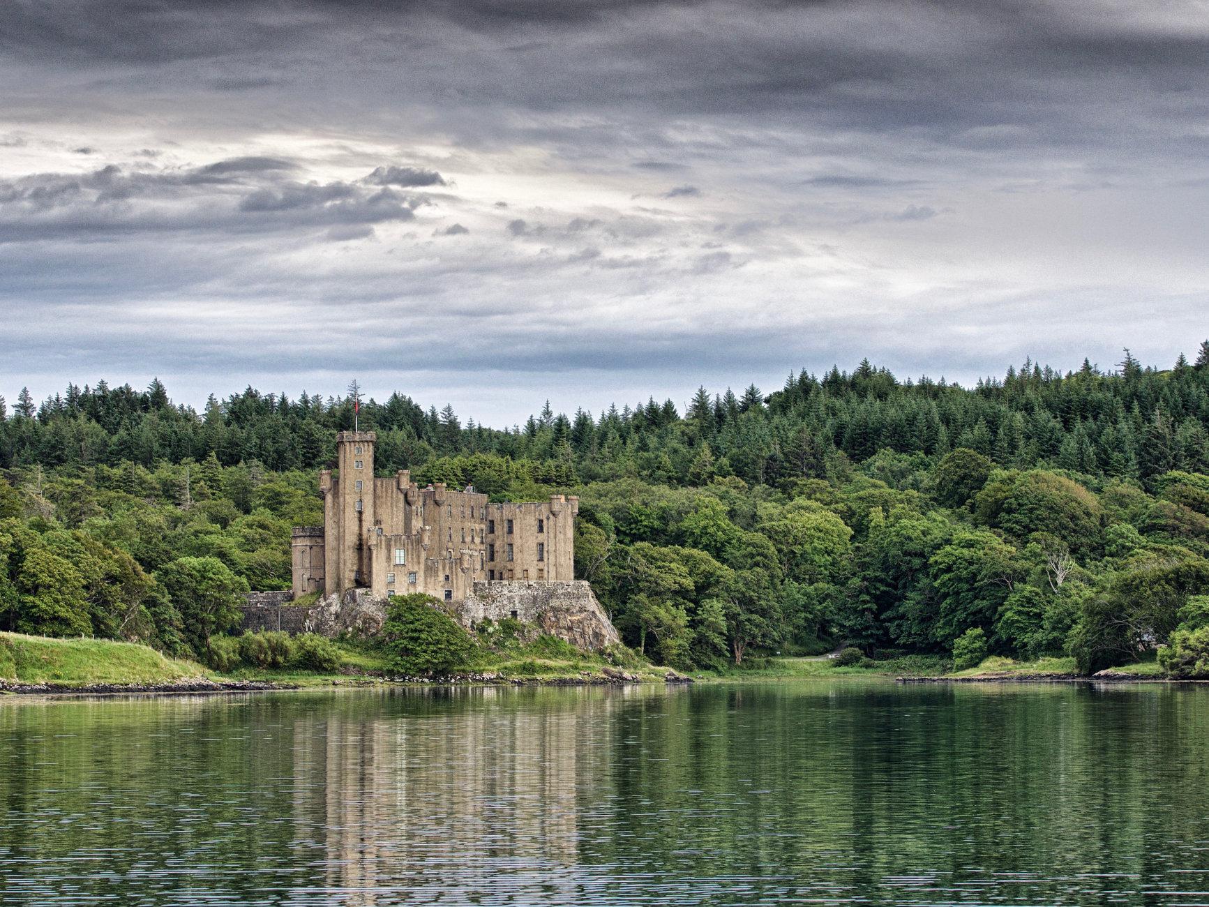 A Hebridean Meandering XLIII - Island Stronghold