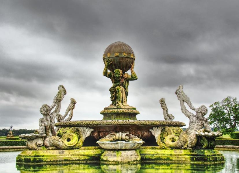 Fountains - Castle Howard