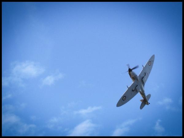 Spitfire by DaveRyder