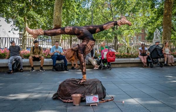 balance act by mogobiker