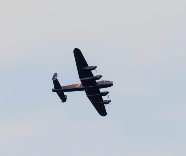 Avro Lancaster by peterjay80
