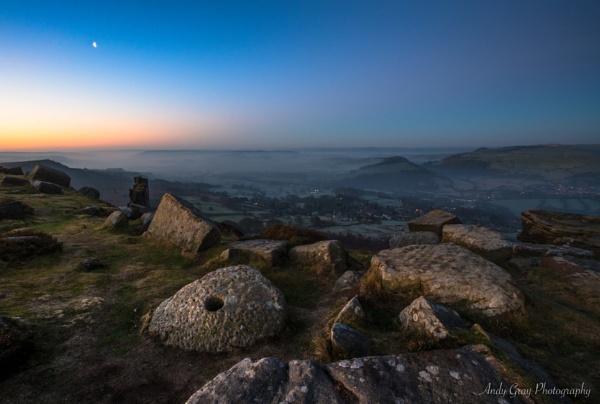 Curbar Dawn by Legend147