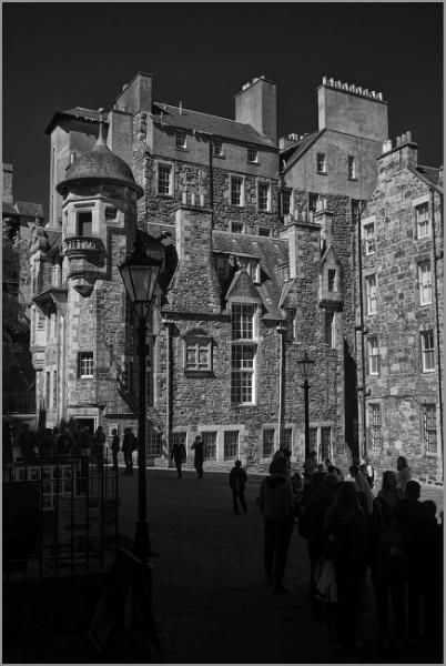 Edinburgh High Rise by BigAlKabMan
