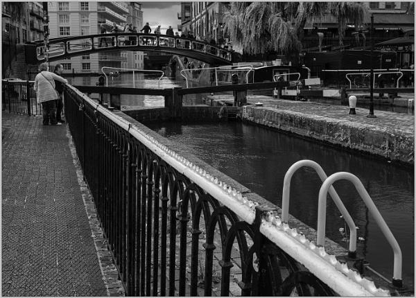 Camden Lock by AlfieK