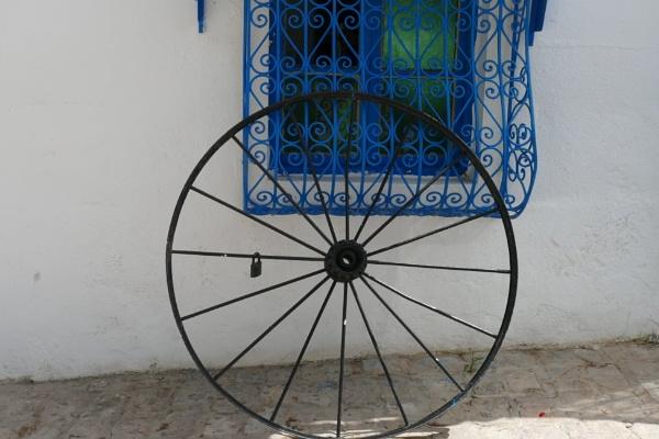 Wheel lock by Arnie64