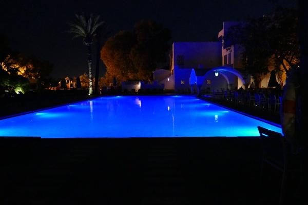 A pool nighht by Arnie64