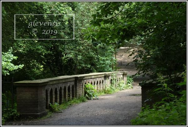 Bridge, Hampstead Heath by glevensis