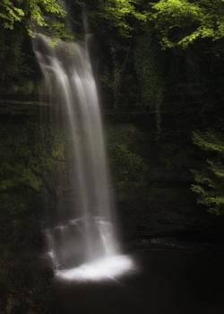 Glencar Waterfall, Co Leitrim, Ireland