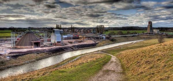 Winsford Salt Mine by cymru2019
