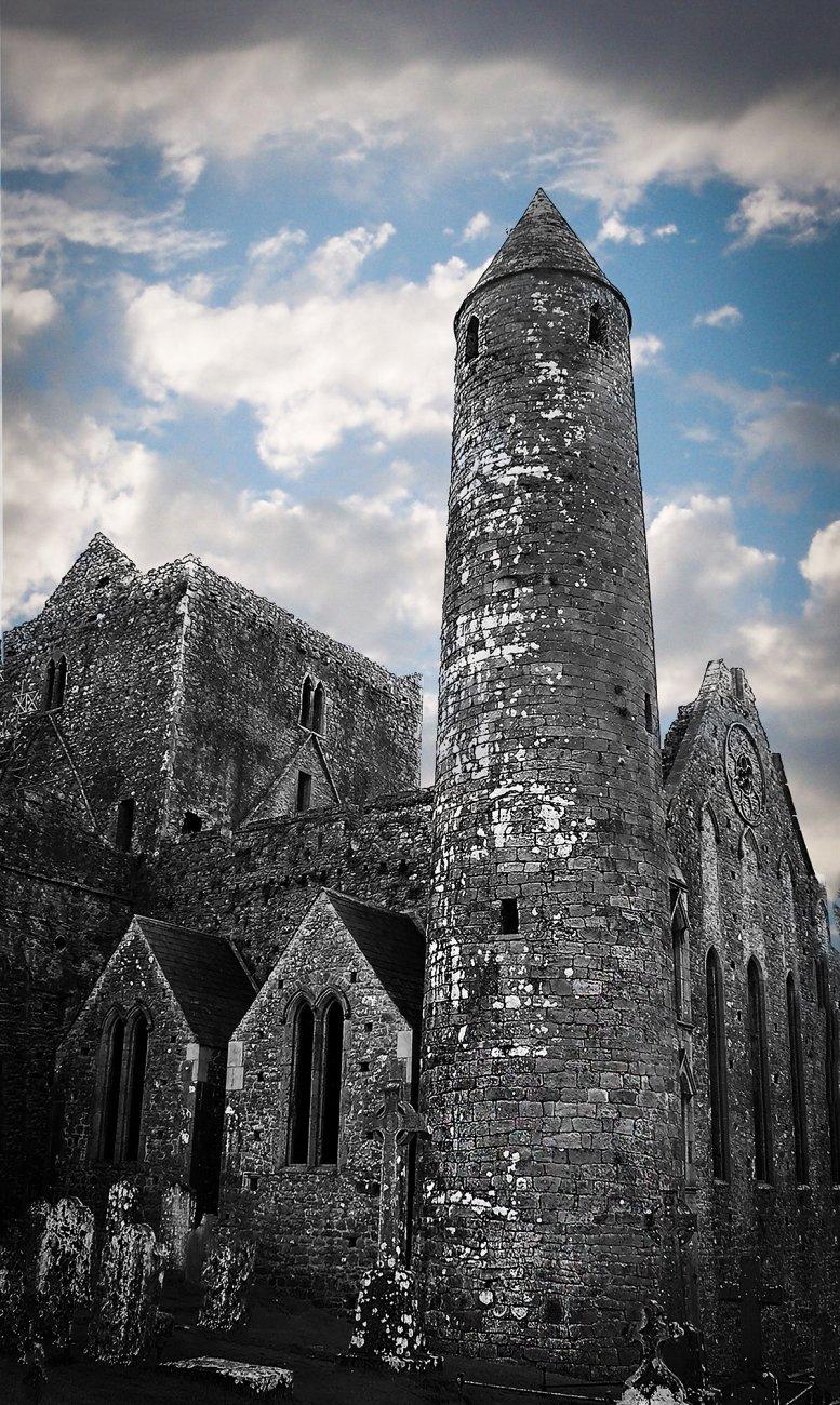 Rock Of Cashel Co. Tipperary Ireland