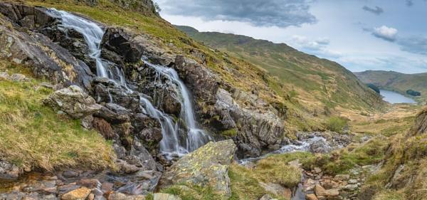 Mardale cascades by M_Jonnes
