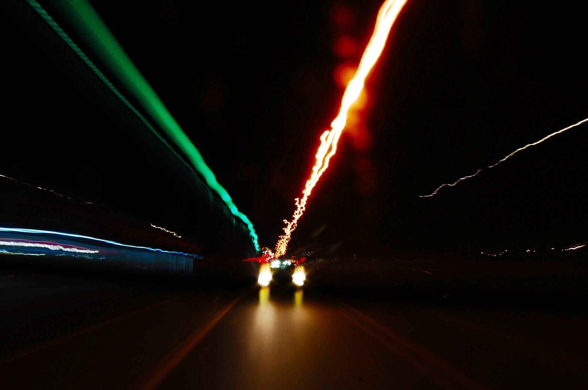 Speeding Lines