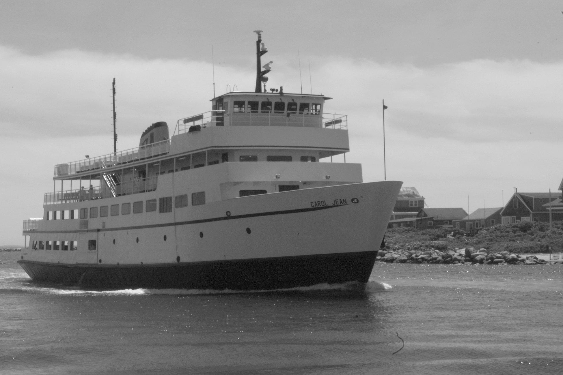 "~ ""Carol Jean""  (Block Island Ferry)"