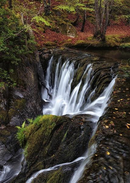 Einion Falls by Buffalo_Tom