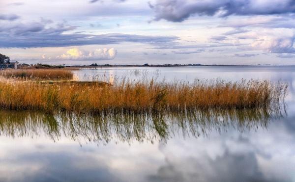 Lake Alexandrina by robst