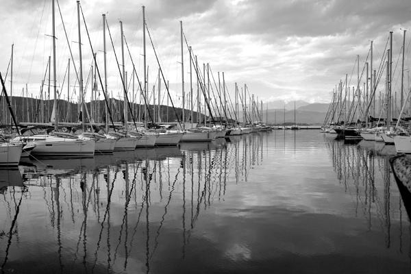 Fethiye Marina Turkey by colym