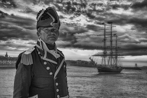 Admiral of the Fleet by stevenb