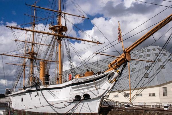 HMS Gannet - Chatham Historic Dockyard