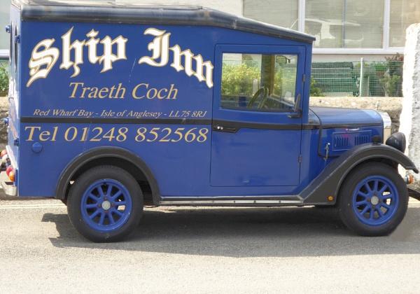 A old Van by Gypsyman