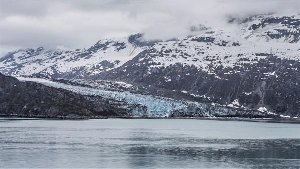 Lamplugh Glacier by Yogendra