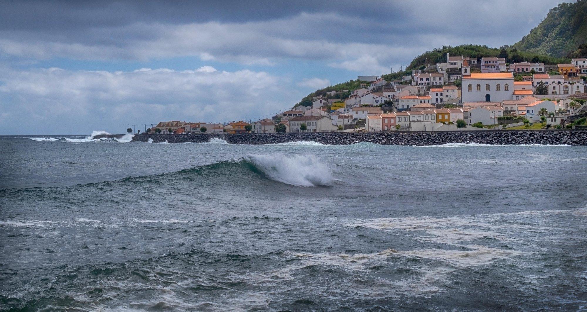 Ribeira Quente, Azores
