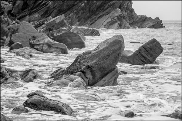Heddon\'s Mouth, Devon by bwlchmawr
