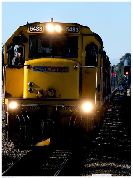 Kiwi Rail by TT999