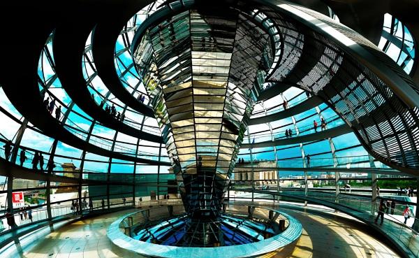 Berlin, Reichstag by MAK54