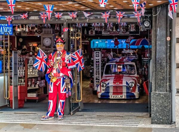 so British by mogobiker