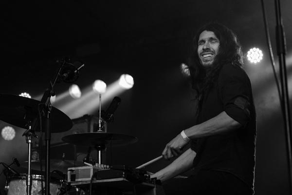 Drummer\'s face by Drummerdelight