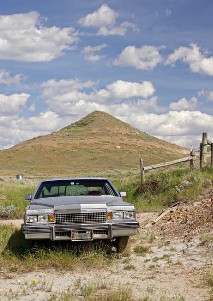 Cadillac ranch part two by waltknox