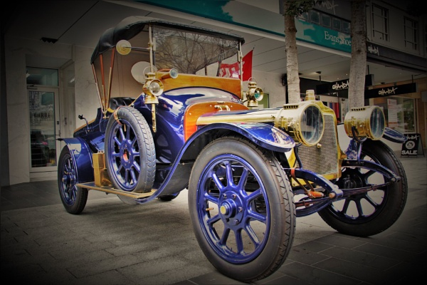 1911 TALBOT by dales