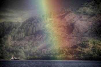 Rainbow lining