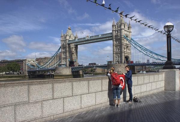 Tower Bridge by canoncarol
