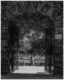 Photo : Canal Gardens
