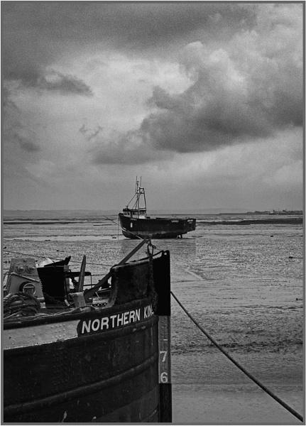 Low Tide by AlfieK
