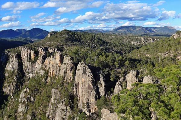 Sierra Tarahumara by pedromontes