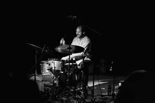New York Drummer - Ari Hoenig by barryyoungnz