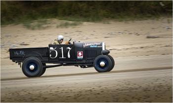 Vintage Hot Rod Association Races